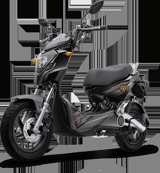 Xe máy điện Impes thiết kế, hiện đại và cá tính